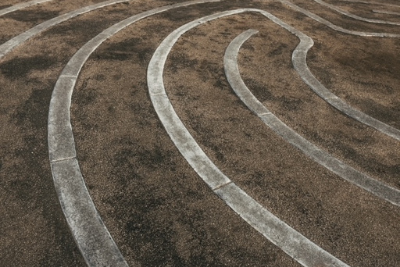 image of labyrinth or maze